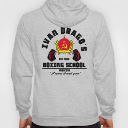 Ivan Drago's boxing school Hoody