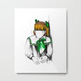 Katy Metal Print