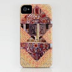 Simple Shape Collage 2 Slim Case iPhone (4, 4s)