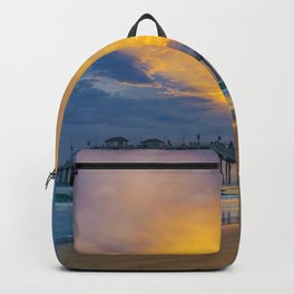 Window Into Heaven Backpack