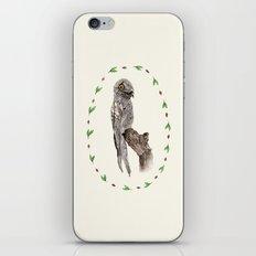 The Common Potoo iPhone & iPod Skin