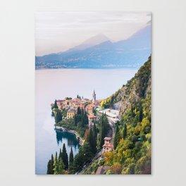 Lake Como Canvas Print