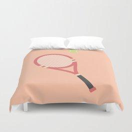 #19 Tennis Duvet Cover