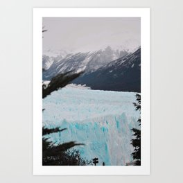 Perito Moreno Glacier | National Park | El Calafate, Argentina Art Print