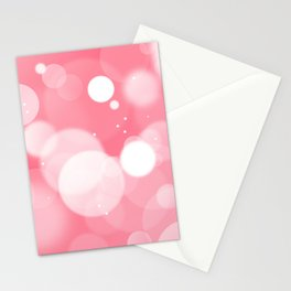 Brilliant Pink Stationery Cards