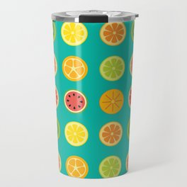 SLICE - grid Travel Mug