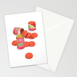 Haw Flakes Stationery Cards