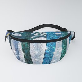 The forest of fireflies Fanny Pack