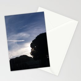 Reproductive sky/ Before fetus ;-) Stationery Cards
