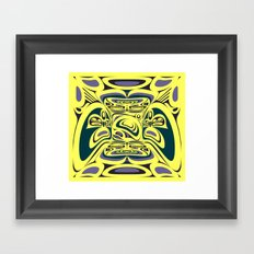 Claustrophobia Framed Art Print
