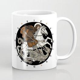 Sic Semper Draconis Coffee Mug