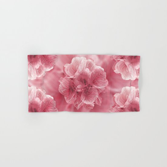 Fractal Flower Hand & Bath Towel