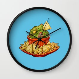 GUACAMOLE PARTY Wall Clock