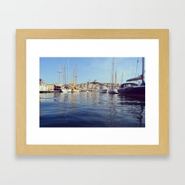 Marseille  Framed Art Print