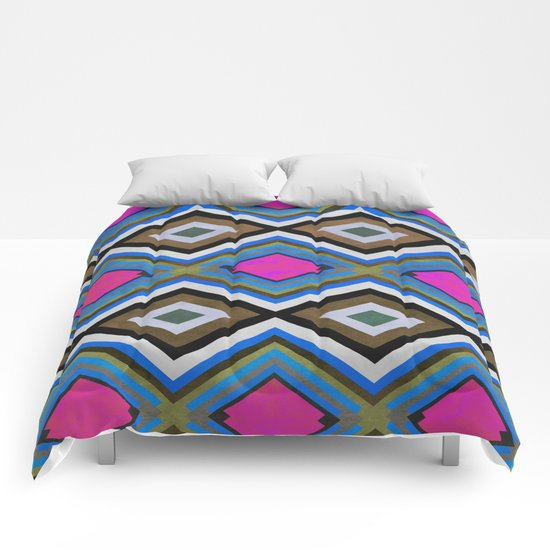 pattern 33 Comforters
