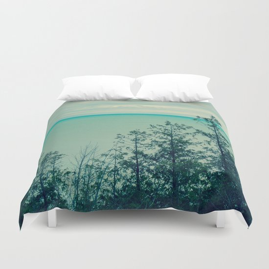 Lost To You Duvet Cover