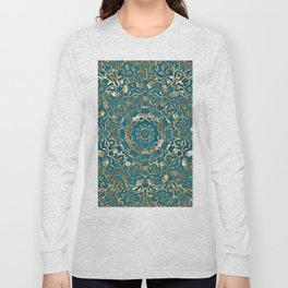 Moroccan Style Mandala Long Sleeve T-shirt