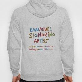 Emmanuel Signorino Artist Hoody