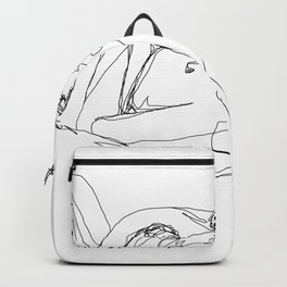 Let's stay like this Backpack