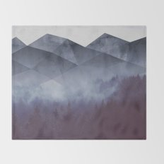 Winter Glory Throw Blanket