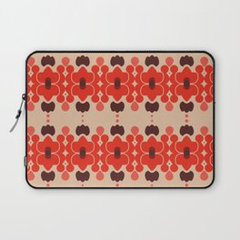 Red pattern rouge 6 Laptop Sleeve
