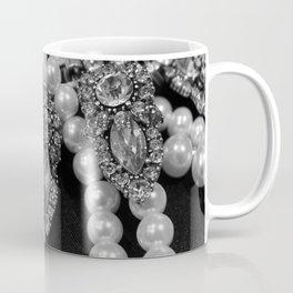 Diamonds and Pearls Coffee Mug