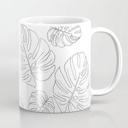monsteria leaves Coffee Mug