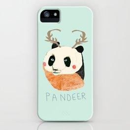 PANDEER :D iPhone Case