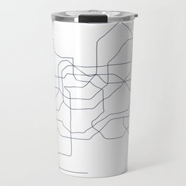 Seoul Subway Travel Mug