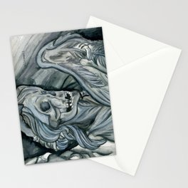 Angelus Mortus Stationery Cards