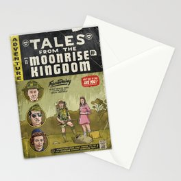 Tales from the Moonrise Stationery Cards