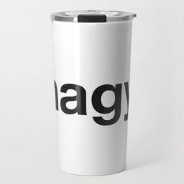 HUNGARY Travel Mug
