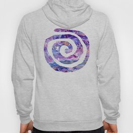 Psycho - Stream of Consciousness in Lively Color Flow by annmariescreations Hoody