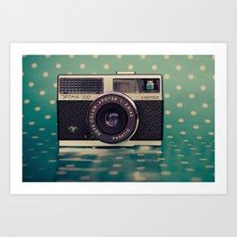 Agfa FOTO Art Print