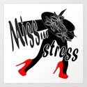 MISS STRESS by iimagine