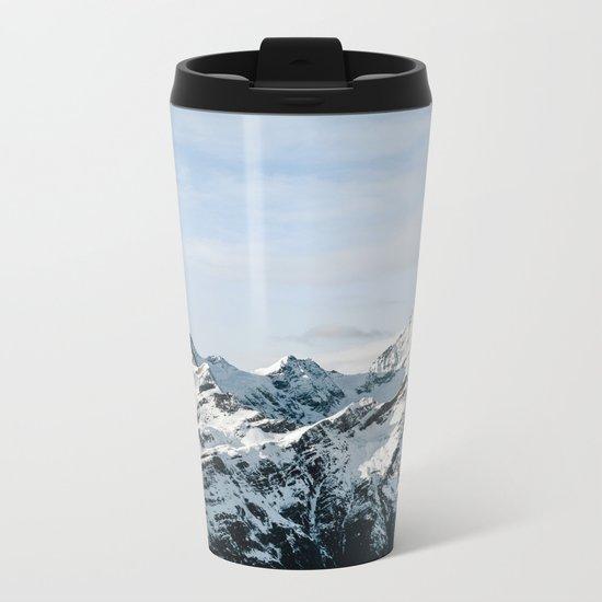 Mountain #landscape photography Metal Travel Mug