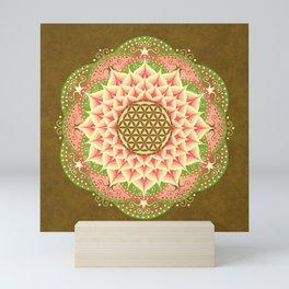 Flower of Life 6 Mini Art Print