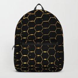 golden beehive Backpack
