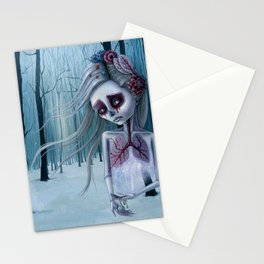 Beautiful decay of life Stationery Cards