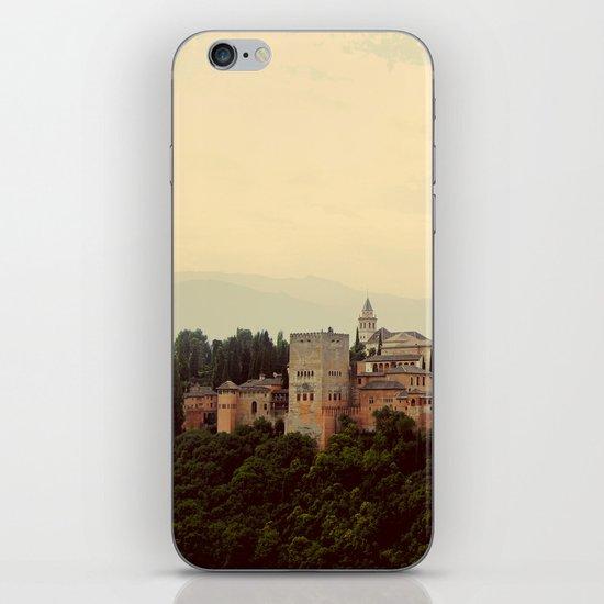 Granada iPhone & iPod Skin