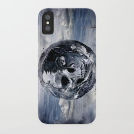 Save our World 9 iPhone Case