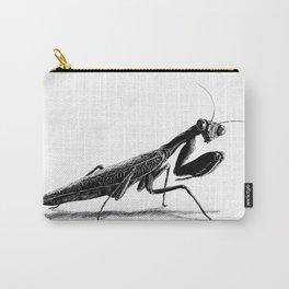 European mantis Carry-All Pouch