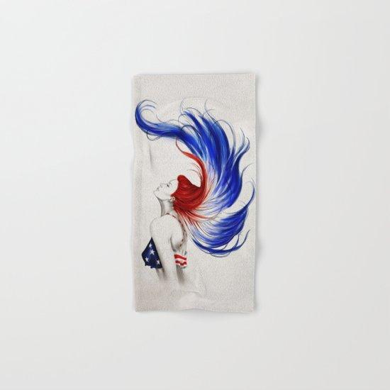 .Liberty Hand & Bath Towel