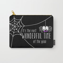 Halloween - it's the most wonderful time of the year Carry-All Pouch