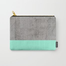 Sea on Concrete Carry-All Pouch