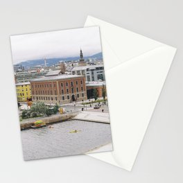 View from the Oslo Opera House Stationery Cards