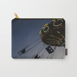 Swing ride at sunset Carry-All Pouch