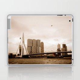 The Erasmus Bridge Laptop & iPad Skin