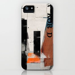 Conductor's Heaven iPhone Case