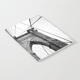 new york #3 - Brooklyn Bridge Notebook